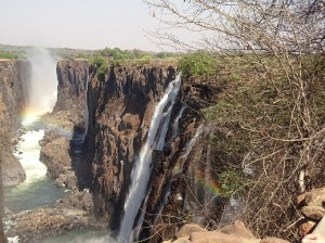 Victoria Falls requires yellow fever vaccine